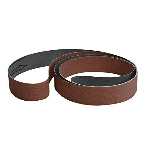 72 X 125 Inch 320 Grit Crankshaft Polishing Belt - 10 Pk