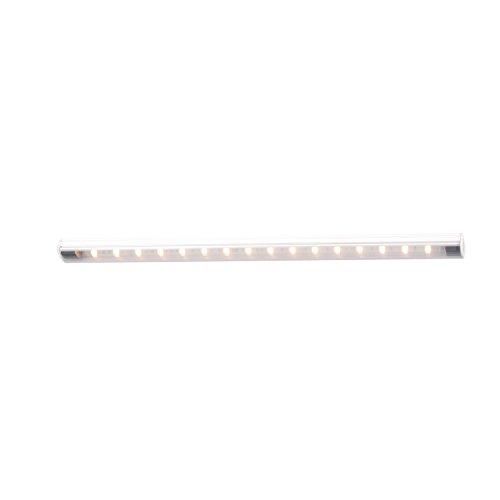 WAC Lighting LS-LED14-W-WT Straight Edge 1325-Inch LED Strip Light White Finish