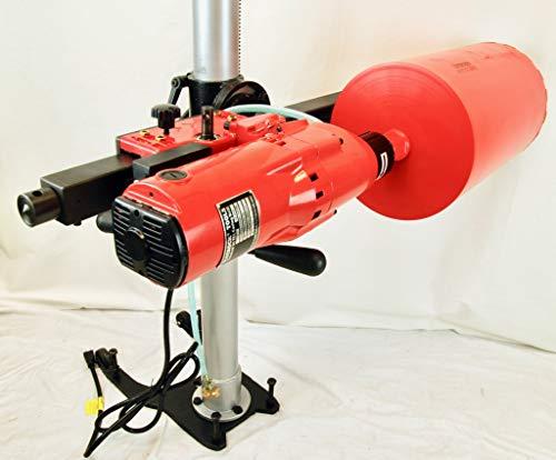 BLUEROCK 10 Z1 TEL Telescoping Stand Concrete Core Drill Any Angle
