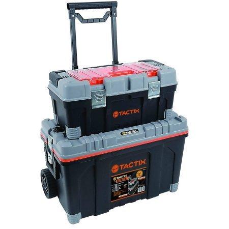 2-In-1 Rolling Tool Box