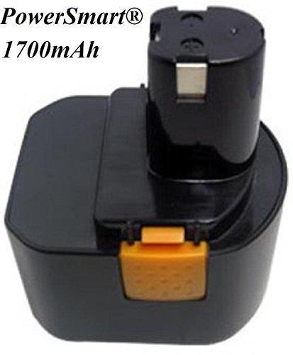 PowerSmart 1700mAh 12V DrillDriver Battery for RYOBI 14006521400652B1400670 Brand New