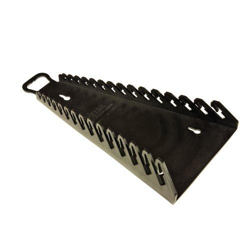 Ernst Manufacturing 5189-Blk Reverse Gripper 15-Wrench Organizer