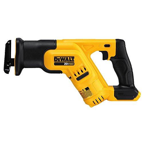 DEWALT DCS387B 20-volt MAX Compact Reciprocating Saw tool only