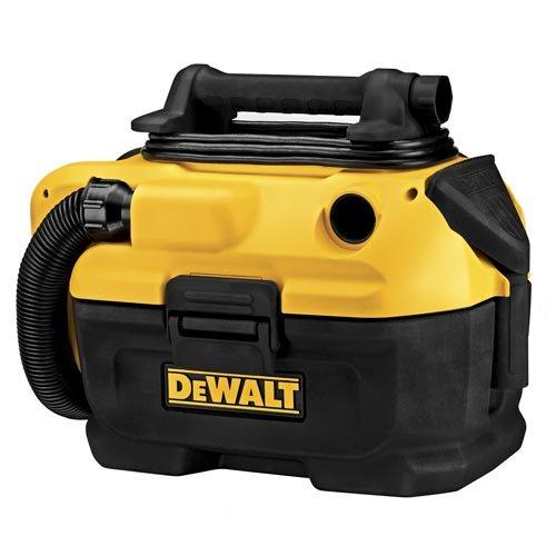 DEWALT DCV581H 1820-Volt MAX CordlessCorded Wet-Dry Vacuum
