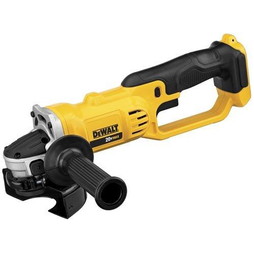 Dewalt DCG412B 20V MAX Lithium Ion 4-12 grinder Tool Only