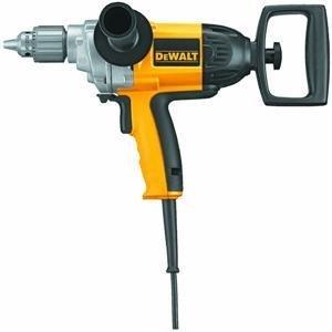 DEWALT DW130 12-Inch Heavy Duty Reversing 70 Amp Spade Handle Drill by DEWALT