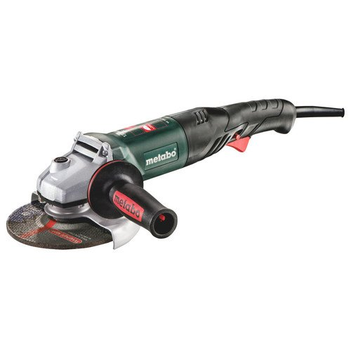 Metabo US601242760 Performance Series 132 Amp 6 in Angle Grinder with Deadman Switch