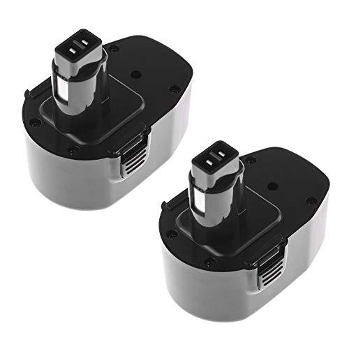 Murllen 3800mAh Battery Replacement for Dewalt 144V XRP DC9091 DW9091 DW9094 DE9038 DE9091 DE9092 DEWALT Power Tool Battery DEWALT XRP DC DW DE Series