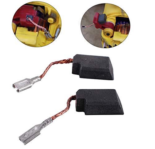 Podoy D28402 Grinder Brush for DeWalt Power Tools Electric Carbon Tools 28402 D28402 D28110 D28112 D28402N D28402K 650916-01 Brushes Replacement Pack of 2