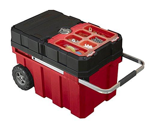 Kize2016 Portable Tool Chest Box Storage Cabinet Garage Mechanic Organizer 3 Drawers