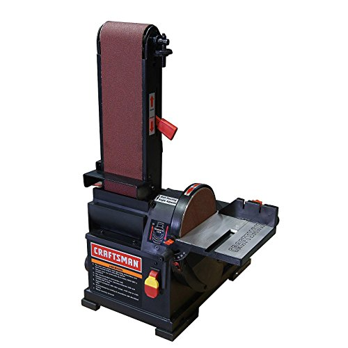 Craftsman 13 hp Bench Top 4 x 36 Belt6 Disc Sander