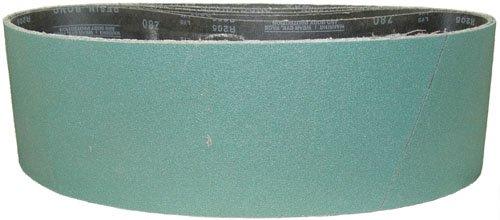 Magnate Z4X48S3 4 x 48 Sanding Belt - Zirconia Alumina - 36 Grit Y Weight 1 BeltsPkg