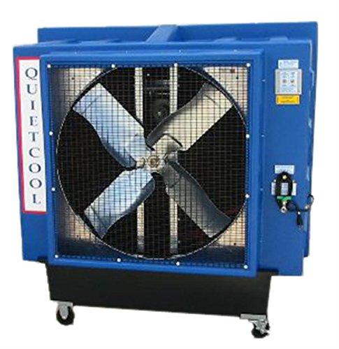 Quietaire QC36B1X 36 Inch Belt Drive Portable Evaporative Cooler