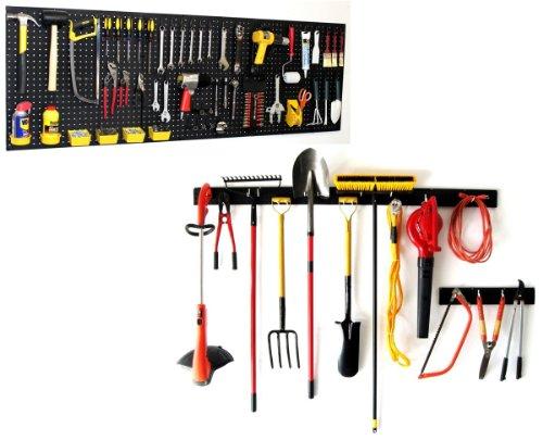 WallPeg Garden Tool Holder Pegboard Tool Storage AM 242044B-3