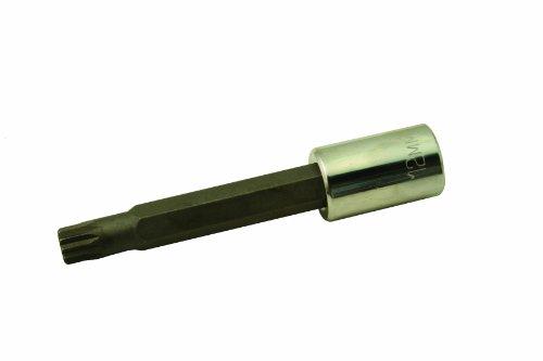 CTA Tools 9353 12-Millimeter Long Shaft XZN Triple Square Bit Socket