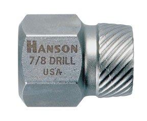532 Hex Head Multi-Spline Screw Extractor Carded