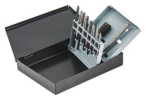 Hand TapDrill Bit Set 36 Pcs