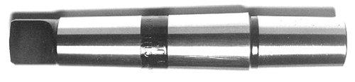 Drill America DEWA0303 Qualtech Drill Chuck Arbor 3 Morse Taper Shank To 3 Jacobs Taper Pack of 1