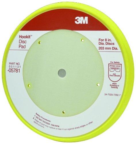 3M 05781 Hookit 8 Dust Free Disc Pad