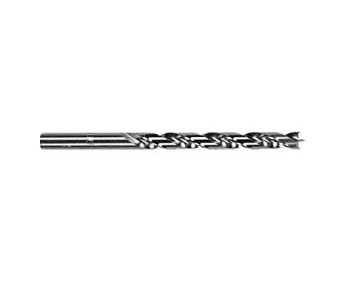Brad-Point Drill Bits - Regular Length Larger than 12 Inch HSS - CD 3364  DE 5156  FL 4-1316  OL 6-58
