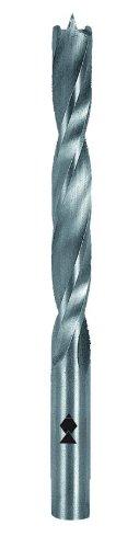 Fisch FSF-320814 High Speed Steel Double Flute Brad Point Drills Bit 7-Piece Set
