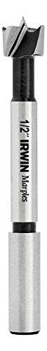 Irwin Tools 1966896 Irwin Marples Wood Drilling Forstner Bit 12