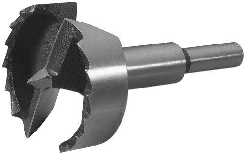 Woodtek 523050 Bits Drill And Boring Forstner 2-34 Multi Spur Bit 12 Shank
