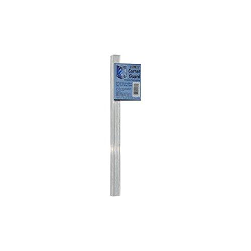Miller Corner Saver Plastic Nail Mount 34  X 8