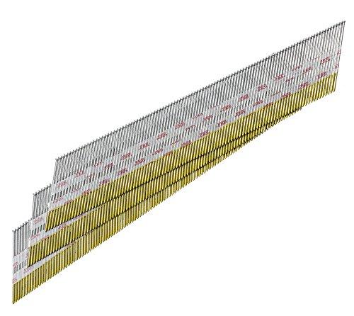 Senco DA21EABN Nail 15 Gauge by 2-inch Length Electro Galvanized Brad Nail 4000 per box