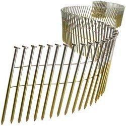 Senco EL23AABH 0915 Gauge by 2-14 inch Length Electro Galvanized Nail 3600 per box