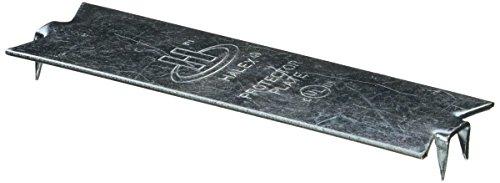 Halex 62850 1-12-Inch X 5-Inch Steel Nail Plate