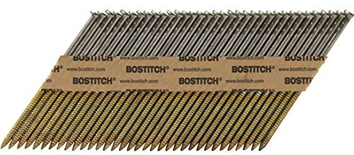 BOSTITCH PT-8DR113FH5  2-38-Inch X 113-Inch Ring Shank Brite Paper Tape Nail