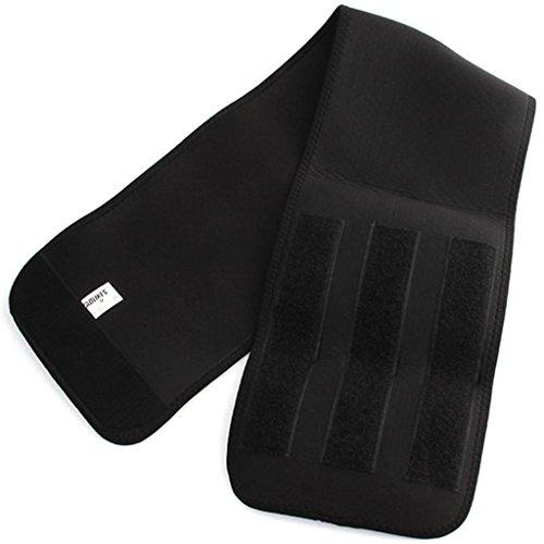 GU Angqi Unisex Adjustable Breathe SportFitness Weight Lifting Waist Belt Support Band