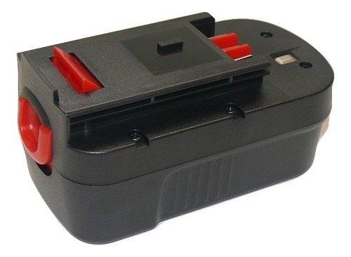 Battery for Black Decker NST2118 12-Inch 18-Volt Ni-Cd Cordless Electric GrassHog String TrimmerEdger