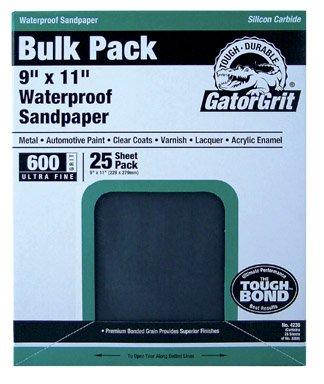 Waterproof Silicon Carbide Sandpaper
