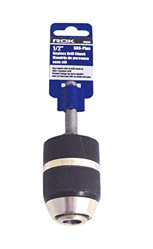 12 Keyless Chuck Fits SDS Hammer Drills Use any Standard bits 116 - 12