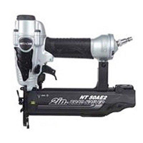 New Hitachi Nt50ae2 Pneumatic 18 Ga Brad Nailer Kit With Carry Case Sale