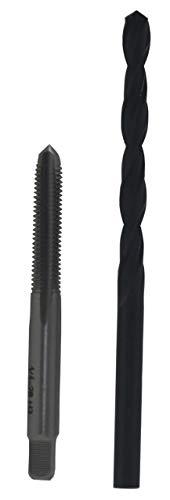 Drill America 12-24 Tap and 16 Drill Bit Kit POU Series