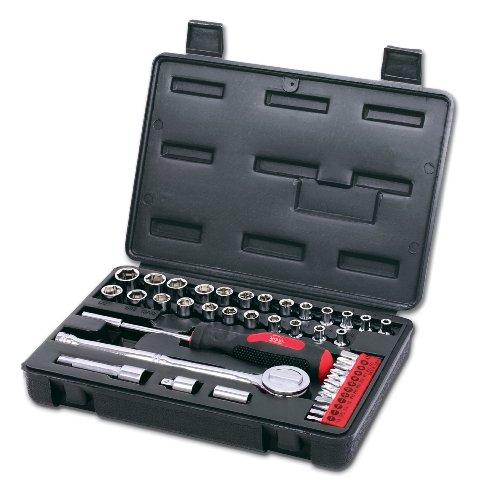 Apollo Precision Tools DT1017 41-Piece All Purpose Socket Set