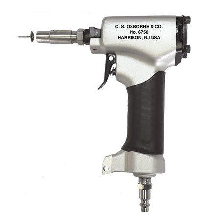 CS Osborne Co 6750 Pneumatic Decorative nail gun MPN  76286