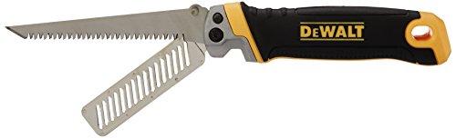 DEWALT DWHT20123 2-in-1 Folding Jab SawRasp Blade Combo