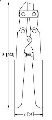 PEX Tool Crimp Ring Remover