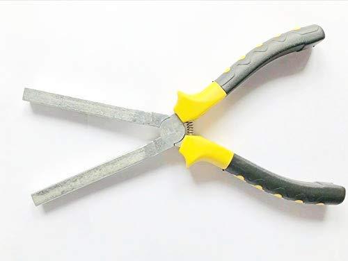 10cm 3D Metal Channel Luminous Letter Angle Bender Parallel-jaw Vise Bending Pliers