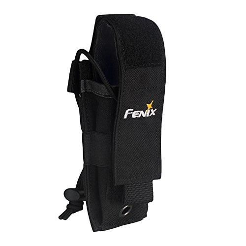 Fenix Flashlight Holster Pouch Holder Carry Case ALP-MT for Duty Belt TK09 TK15 TK15C PD32 PD35 TK09 LD12 LD22 SD10 E20 E25 E35 E35-UE Black