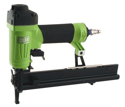 GREX 9032 18 Gauge 1-14-Inch Length 14-Inch Crown Stapler by Grex Power Tools