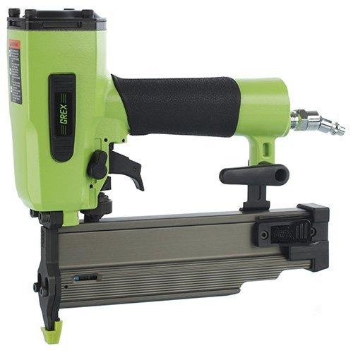 Grex Power Tools 1850GB Green Buddy 18-Gauge 2-Inch Length Brad Nailer by Grex Power Tools