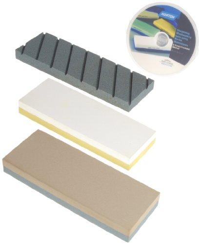 Norton Waterstone Starter Kit 2201000 grit stone 40008000 grit stone SiC flattening stone