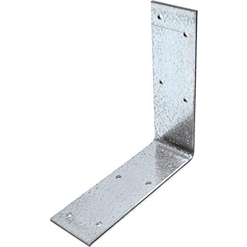 Simpson Strong-Tie A44 Angle Nail Base 4 - 10d Nail Post 4 - 25-Pk