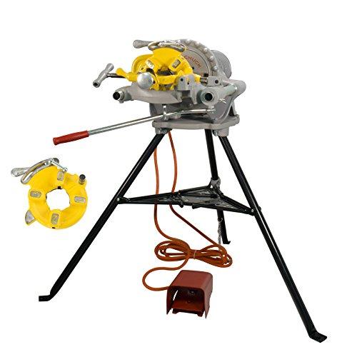 SDT Reconditioned RIDGID Â 15682 38 RPM 300 Complete Pipe Threading Machine w RIDGID Â 811