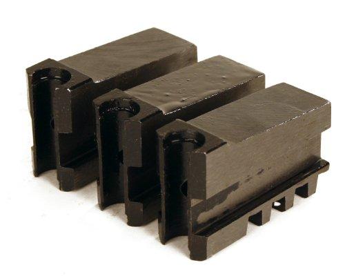 Steel Dragon Tools 44090 Chuck Jaw Set D838x fits RIDGID 300 Pipe Threading Machines